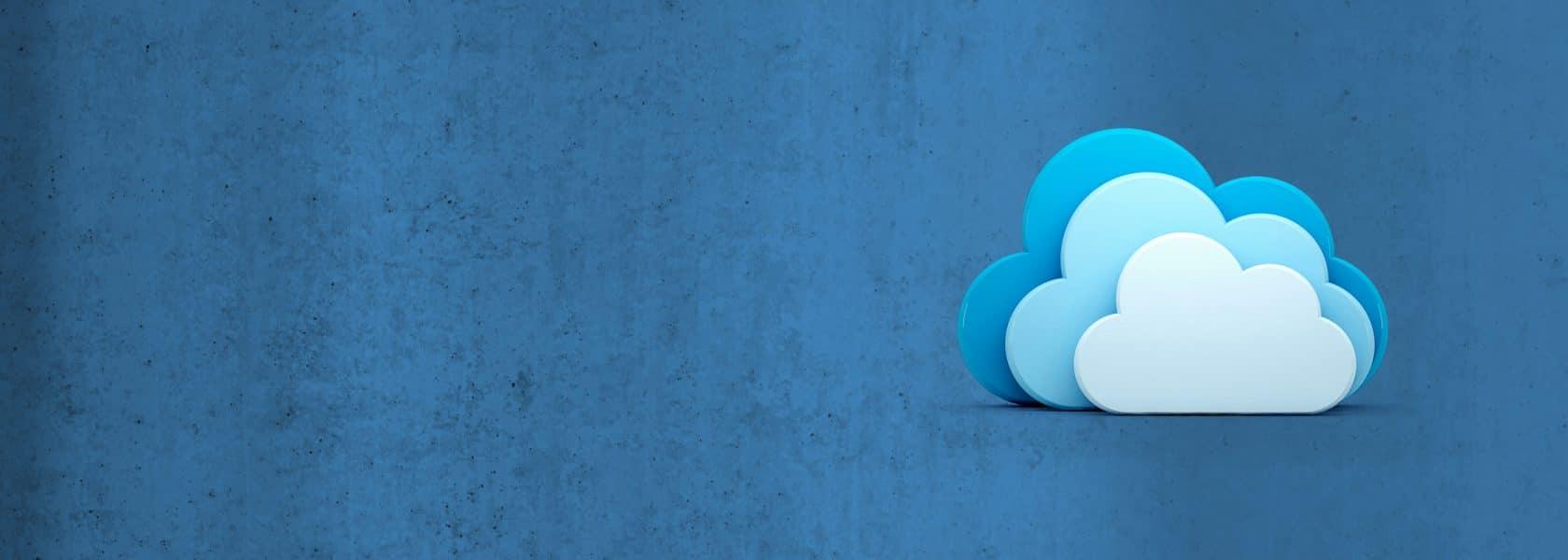 cloudoplosingen van Gflex