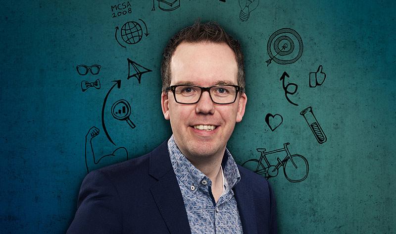 Gflex Slim in ICT, directeur Gerwin Eersen