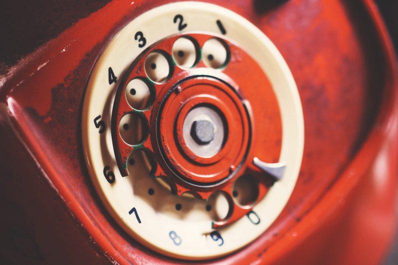 Oude telefoon ivm einde ISDN tijdperk