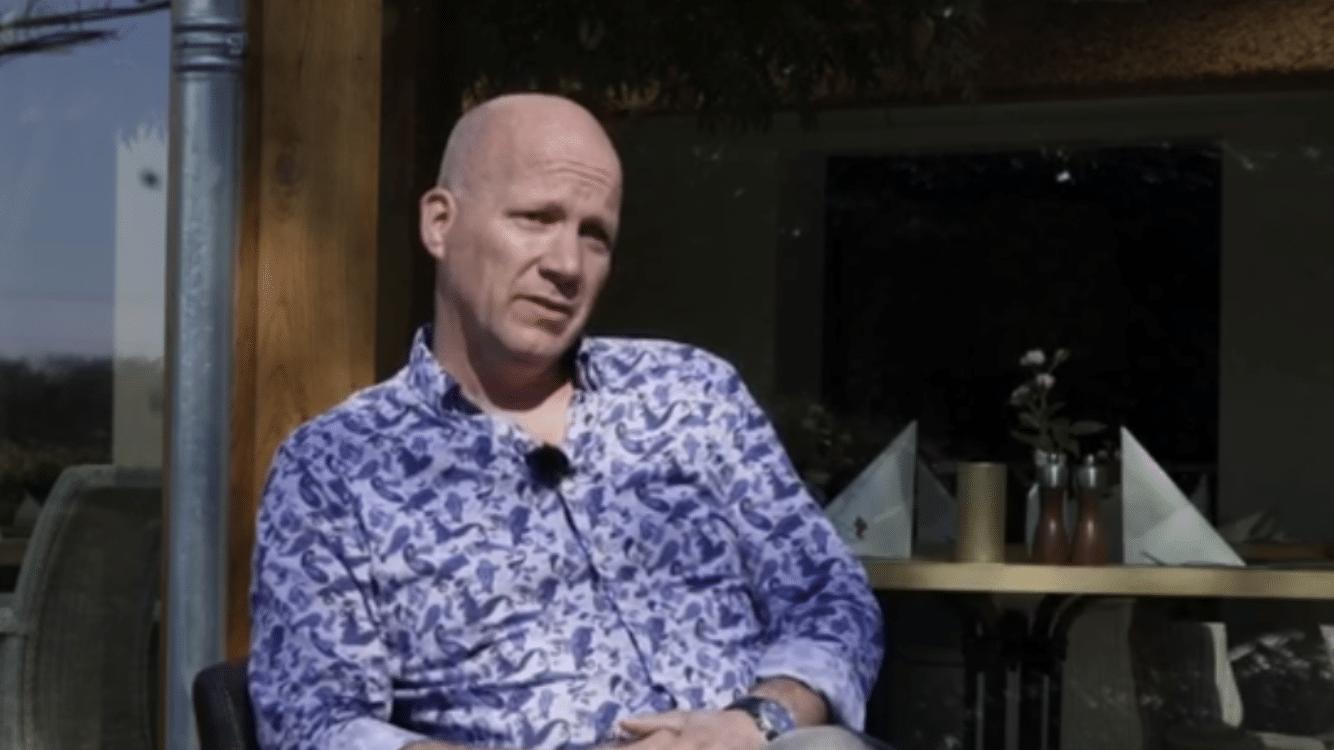 Saunadrome uit Putten interview met Daan